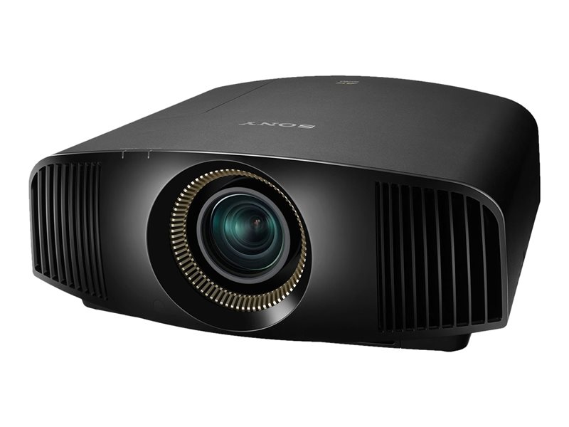 Sony VPL-VW360/B 1500lm, 4K native SXRD, 200,000:1 dynamic contrast, Picture position, 3 Years Prime Support