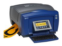 Brady BBP85 Label printer color thermal transfer 300 dpi USB, LAN