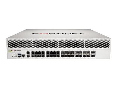 Fortinet FortiGate 1101E Security appliance with 3 years UTM Protection Bundle