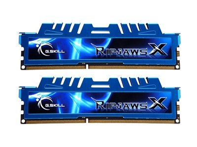 G.Skill Ripjaws-X DDR3  16GB kit 2400MHz CL11  Ikke-ECC