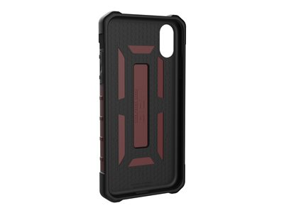 Rugged Case for iPhone XR [6.1-inch screen] - Pathfinder Carmine
