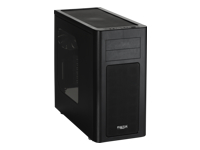 Fractal Design Arc Midi R2 - Mid tower - ATX - no power supply (ATX) - black - USB/Audio
