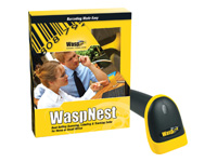 WaspNest WLR8900 CCD LR Barcode Scanner Suite - USB - Box pack - 1 user - CD - Win