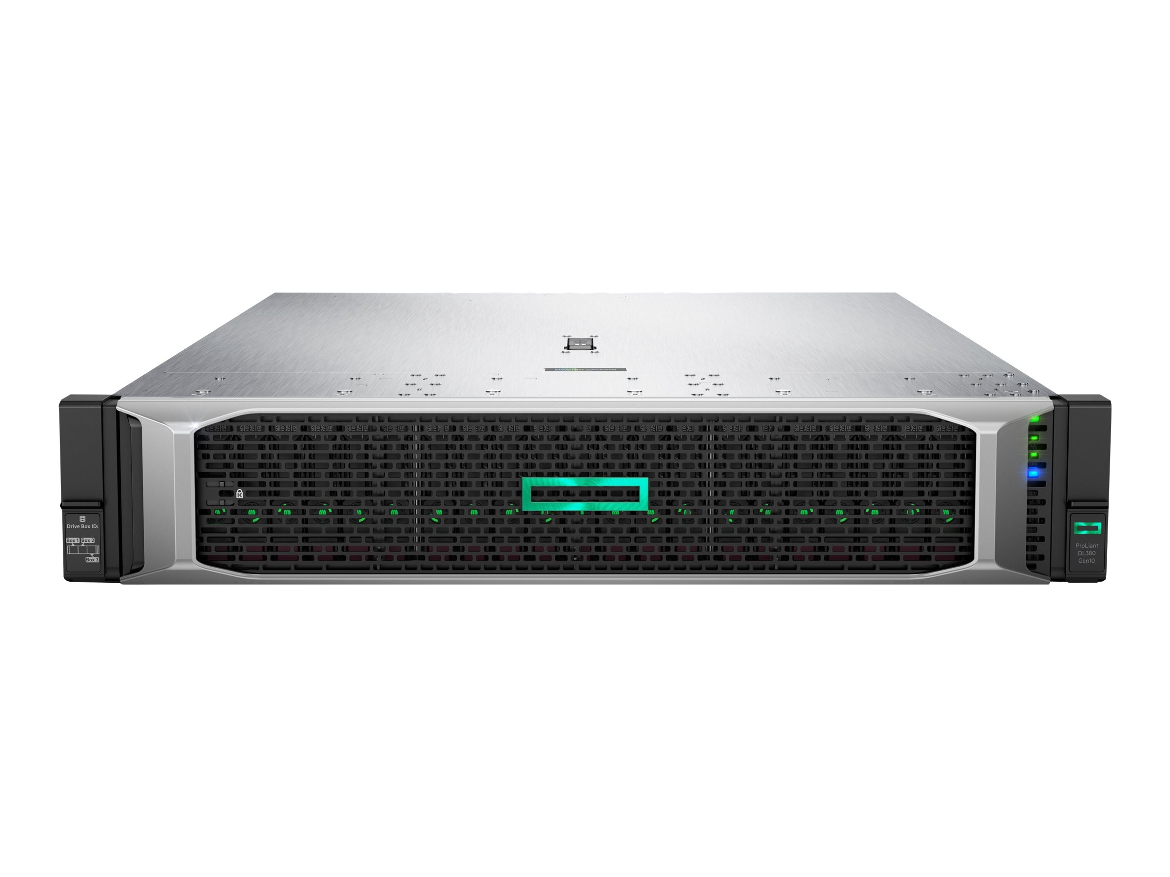 HPE ProLiant DL380 Gen10 All Flash Server for Datera - rack-mountable - Xeon Gold 6132 2.6 GHz - 384 GB - no HDD