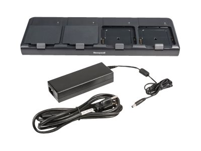 Honeywell Quad Battery Charger - battery charger