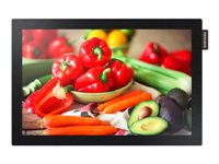 "Samsung DB10D - 10"" Class (10.1"" viewable) - DB-D Series LED display - digital signage - 720p - edge-lit"