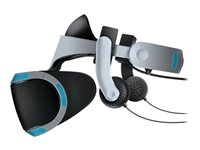 bionik MANTIS Headphones on-ear wired for Sony PlayStation VR