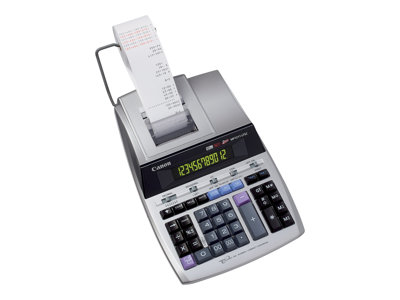 Calculatrices imprimante Canon MP1211-LTSC - calculatrice avec imprimante