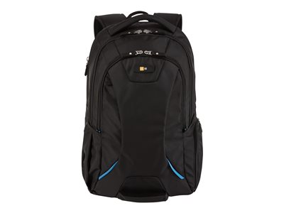 Case Logic Checkpoint Friendly Laptop Backpack Notebook carrying backpack 15.6INCH black