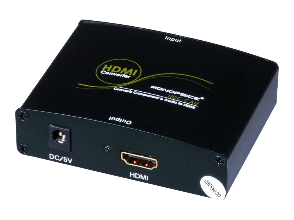 Monoprice RCA to HDMI Converter - video converter