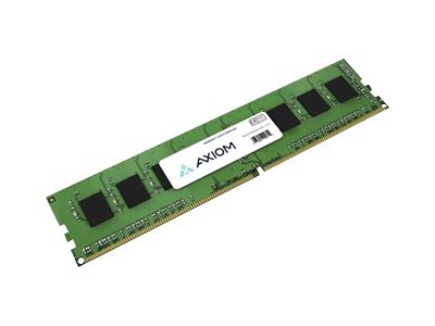 Axiom - DDR4 - module - 8 GB - DIMM 288-pin - 2133 MHz / PC4-17000 - unbuffered