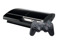 Sony PlayStation 3 Game console Full HD, 1080i, HD, 480p, 480i 320 GB HDD charcoal black
