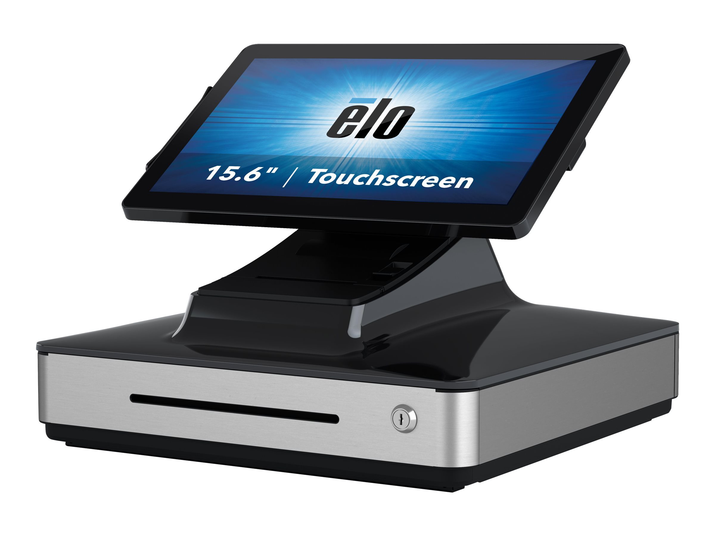 Elo PayPoint Plus - all-in-one - Core i5 8500T 2.1 GHz - 8 GB - 128 GB - LED 15.6""