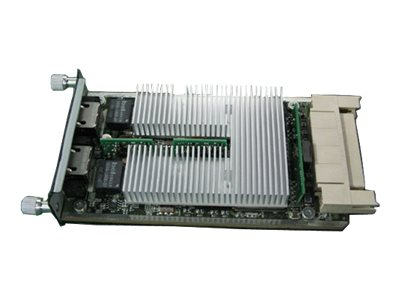 Dell - Module d'extension - 10Gb Ethernet x 2 - pour Networking N3024, N3024F, N3024P, N3048, N3048P