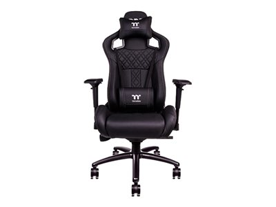 Ttesports X-Fit Real Leather Chair armrests L-shaped swivel