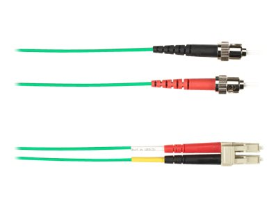 Black Box patch cable - 5 m - green