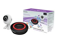 EnGenius EBK1000 Home Guardian Kit with HD720P IP Camera and Dual Band IoT Gateway