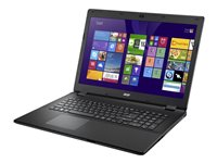 "Acer Aspire E5-721-29G5 - E2 6110 / 1.5 GHz - Win 8.1 64-bit - 4 GB RAM - 500 GB HDD - DVD SuperMulti - 17.3"" 1600 x 900 (HD+) - Radeon R2 - black - kbd: US International"