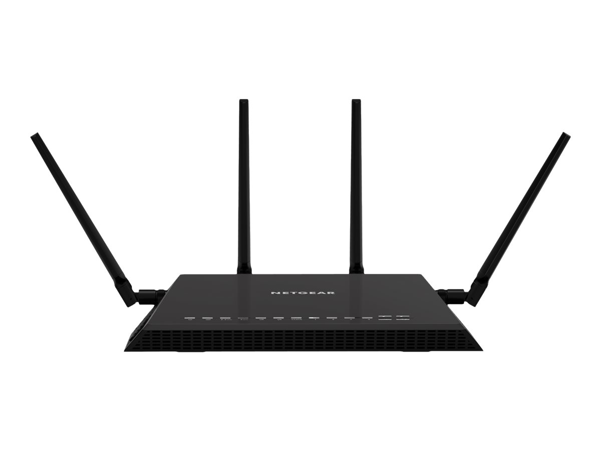 NETGEAR Nighthawk X4S R7800 - wireless router - 802.11a/b/g/n/ac - desktop