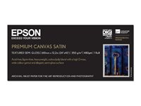 Epson PremierArt Water Resistant Canvas - Brillant