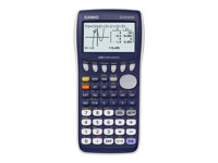 Casio FX-9750GII Graphing calculator USB battery