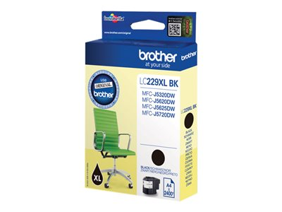 Brother LC 229XL Value-Pack Sort Gul Cyan Magenta