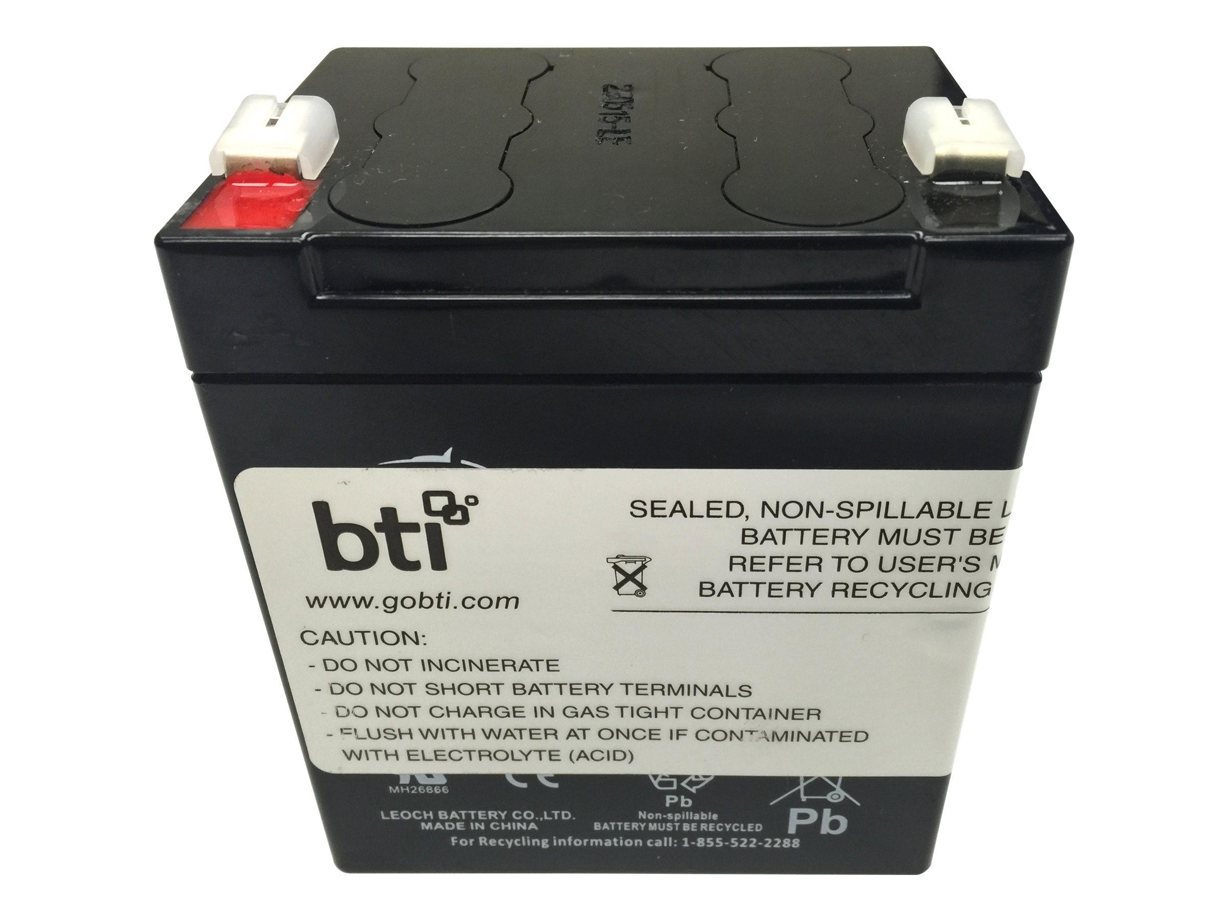 BTI Replacement Battery #45 for APC - UPS battery - lead acid