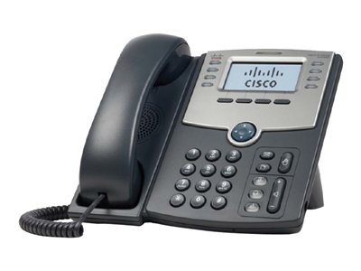 Cisco Small Business SPA 508G - VoIP phone - 3-way call capability