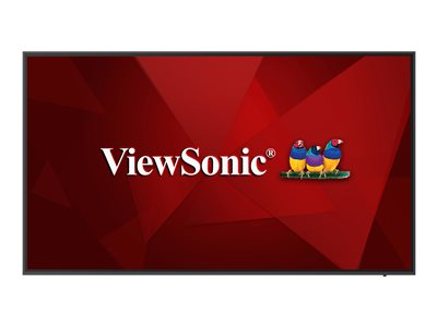 ViewSonic CDE6520 65INCH Class (65INCH viewable) LED display digital signage