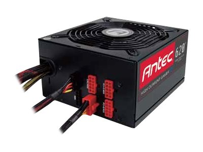 Antec High Current Gamer HCG-620M - power supply - 620 Watt