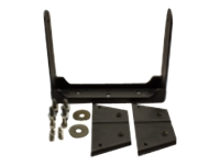 Zebra U-Mount - Vehicle mount computer security bracket - for Zebra VC80, VC80X