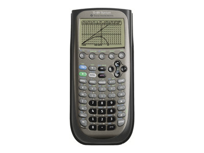 Texas Instruments TI-89 Titanium Graphing calculator USB batte