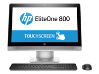 "HP EliteOne 800 G2 - All-in-one - 1 x Core i5 6500 / 3.2 GHz - RAM 4 GB - Hybrid Drive 500 GB (8 GB) - DVD SuperMulti - HD Graphics 530 - GigE - WLAN: 802.11a/b/g/n, Bluetooth 4.0 - Win 10 Pro 64-bit - vPro - monitor: LED 23"" 1920 x 1080 (Full HD) touchscreen"