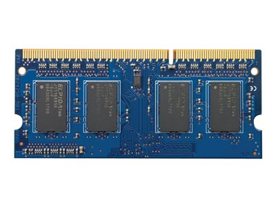 - DDR3 - 4 GB - SO DIMM 204-PIN
