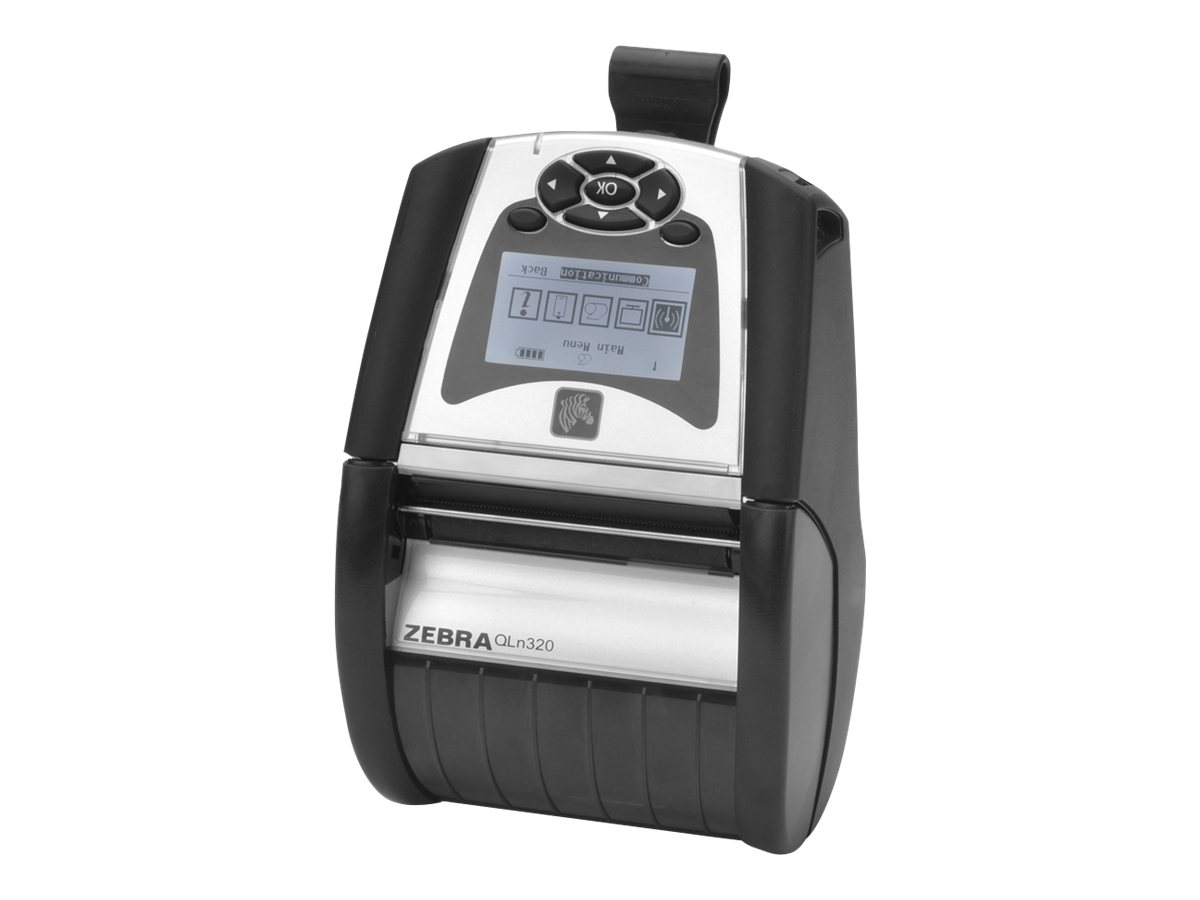 Zebra QLn 320 - Healthcare - label printer - B/W - direct thermal