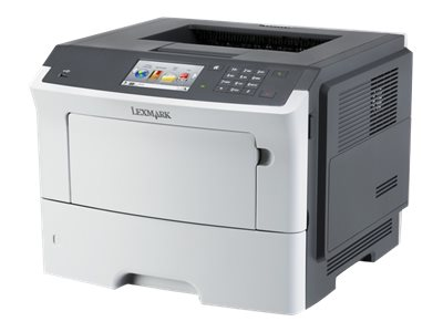 Lexmark MS610de - Drucker - monochrom - Duplex - Laser - A4/Legal