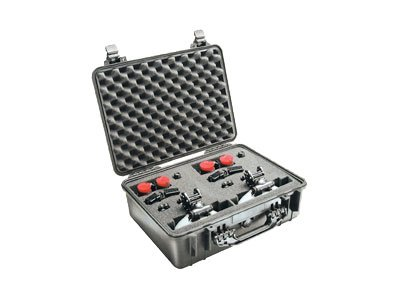 Pelican Protector Case 1520 with Pick 'N Pluck Foam - hard case
