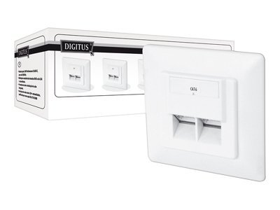 DIGITUS CAT 6 WALL OUTLET DN-9005/B5-N