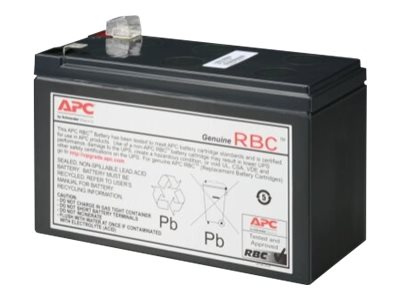 APC Replacement Battery Cartridge #158 - UPS battery - lead acid