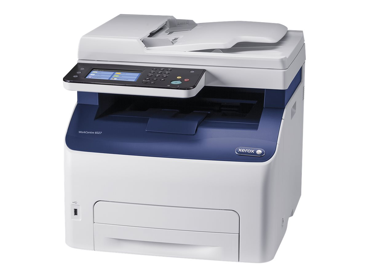 Xerox WorkCentre 6027V_NI - Multifunktionsdrucker - Farbe - LED - Legal (216 x 356 mm) (Original) - A4/Legal (Medien)