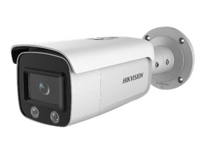 Hikvision 4 MP ColorVu Fixed Bullet Network Camera DS-2CD2T47G1-L Network surveillance camera  image