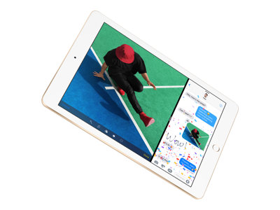 Apple iPad Wi-Fi 9.7' 128GB Guld Apple iOS 12