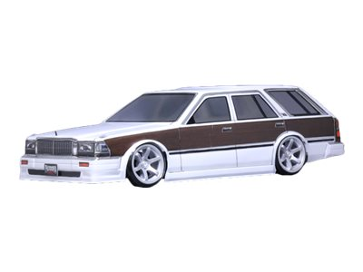 Drift Body - Nissan Cedric Wagon
