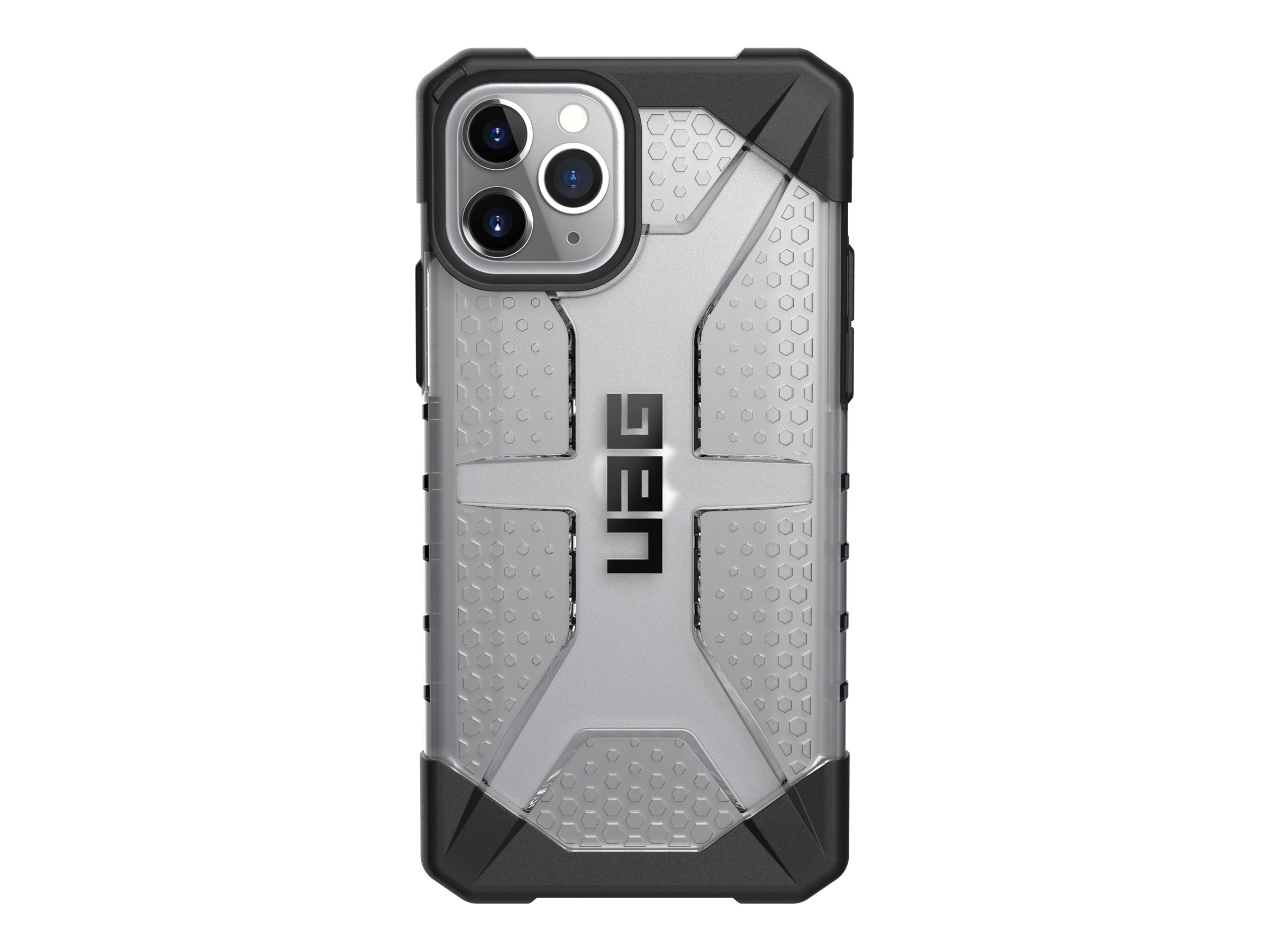 UAG Rugged Case for iPhone 11 Pro [5.8-inch screen] - Plasma Ice - back cover for cell phone