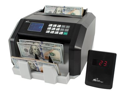Royal Sovereign RBC-ES250 Banknote counter counterfeit detection automatic