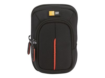 Case Logic Compact Camera Case DCB-302 Case for camera polyester black