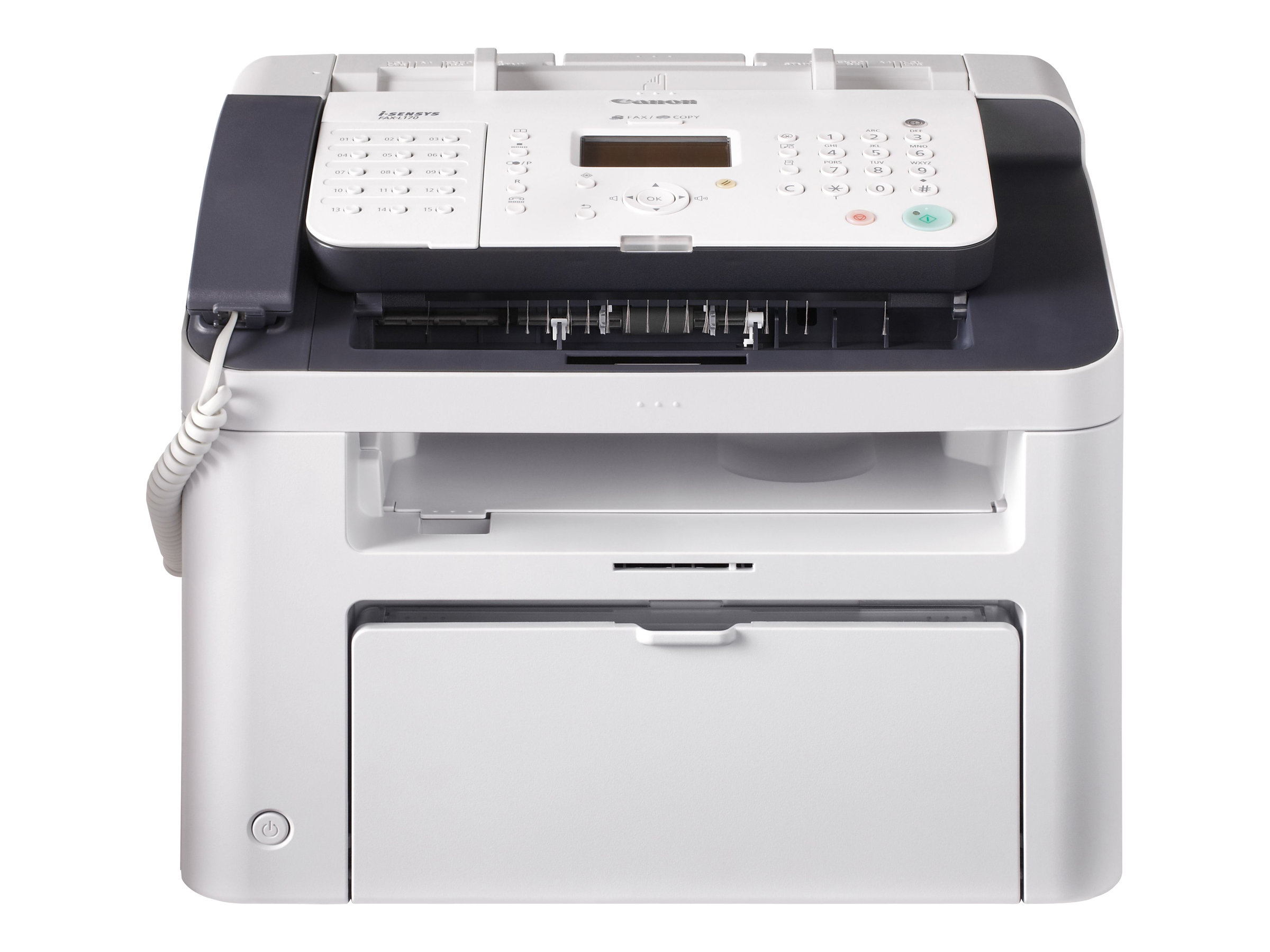 Canon i-SENSYS FAX-L170 - Multifunktionsdrucker - s/w - Laser - A4 (210 x 297 mm), Legal (216 x 356 mm) (Original) - A4/Legal (Medien)