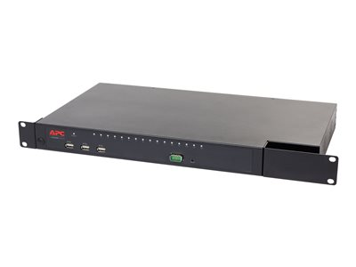 APC KVM 2G Enterprise Analog KVM / USB switch CAT5 16 x KVM / USB 2 local users
