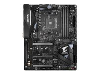 Gigabyte GA-AX370-Gaming K7 - 1.0 - bundkort - ATX - Socket AM4 - AMD X370