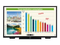 Sharp PN-L851H 85INCH Class (84.6INCH viewable) Aquos Board LED display interactive